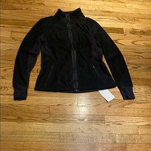 NWT Lululemon Snowballer jacket size 12